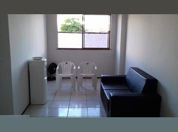 EasyQuarto BR - Quarto na Aldeota excelente AP - Aldeota, Fortaleza - R$ 850 Por mês