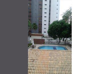 EasyQuarto BR - suite na aldeota - Aldeota, Fortaleza - R$ 700 Por mês