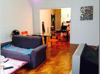 EasyQuarto BR - Suite mobiliada em Botafogo - Botafogo, Rio de Janeiro (Capital) - R$ 2.000 Por mês