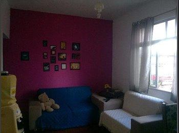 EasyQuarto BR - Quarto mobiliado em Apartamento no Centro - Manaus, Manaus - R$ 700 Por mês