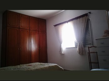 EasyQuarto BR - Alugo quarto em casa ampla no Tatuapé para 2 estudantes - Tatuapé, São Paulo capital - R$ 600 Por mês