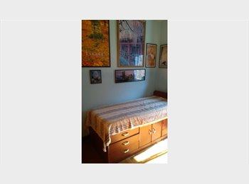 quarto para estudantes/profissionais