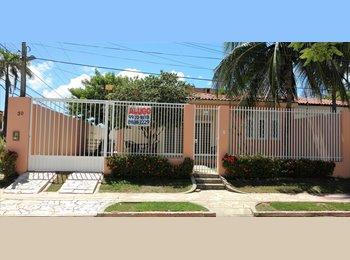 EasyQuarto BR - Ampla Casa em Maceió - Alagoas - Outros Bairros, Maceió - R$ 500 Por mês