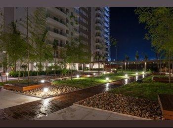 Quarto para dividir apartamento na Vila Anastacio - Lapa