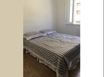 EasyQuarto BR - FOR GIRLS! Cool room next to arpoador - Copacabana, Rio de Janeiro (Capital) - R$ 1.800 Por mês