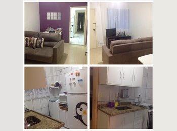 EasyQuarto BR - Apartamento para Locação em Campinas em ótima localização! Privacidade e Independência! Situado entr - Campinas, RM Campinas - R$ 1.200 Por mês