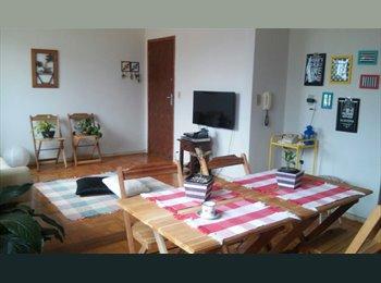 EasyQuarto BR -  VAGA PRÓXIMA A FUMEC E SAVASSI  - Sion, Belo Horizonte - R$ 850 Por mês