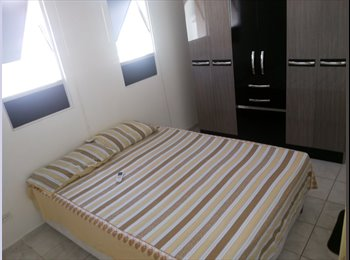 EasyQuarto BR - Suite com Ar Split e Banheiro Privativo, Aracajú - R$ 750 Por mês
