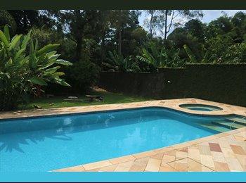 EasyQuarto BR - Casa Resort Sousas Campinas, RM Campinas - R$ 605 Por mês