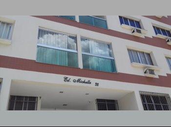 EasyQuarto BR - Quarto disponível na Praia do Canto Apartamento mobiliado - Vitória, Vitória e Região Metropolitana - R$ 700 Por mês