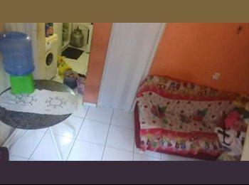 EasyQuarto BR - Apenas 300,00  - São Cristovão, Rio de Janeiro (Capital) - R$ 300 Por mês
