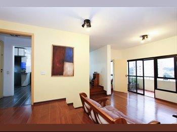 EasyQuarto BR - Suite em Perdizes, excelente arquitetura, Ribeirão Preto - R$ 2.500 Por mês