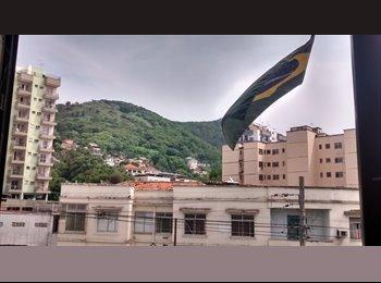 EasyQuarto BR - Vagas - Temporada - Engenho de Novo. - Engenho Novo, Rio de Janeiro (Capital) - R$ 450 Por mês
