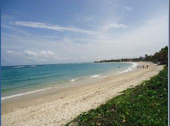 EasyQuarto BR - quarto na praia com 2 vagas - Nísia Floresta, Natal e Grande Natal - R$ 600 Por mês