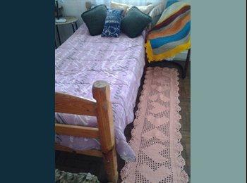 Suite com varanda de acesso exclusivo, individual,prox....