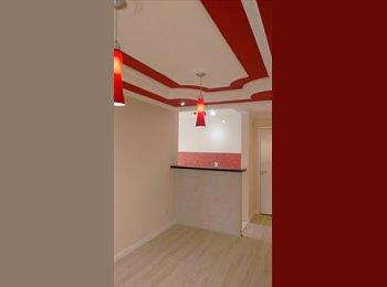 EasyQuarto BR - Apartamento Campolim / Condominio Sicília / Sorocaba / Votorantim  - Sorocaba, Sorocaba - R$ 950 Por mês