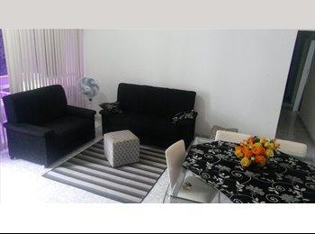 EasyQuarto BR - Apartamento em adrianopolis, Manaus - R$ 800 Por mês
