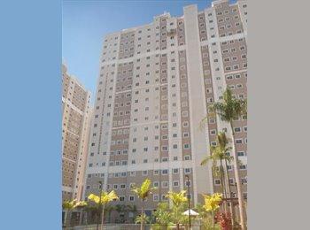Excelente Apartamento Top Life Miami Beach - 2 Quartos e...