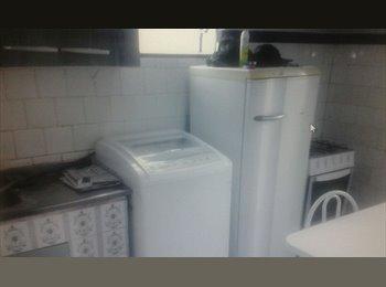 EasyQuarto BR - Quarto Mobiliado e Individual para solteiro só 380 - Zona Norte, Porto Alegre - R$ 380 Por mês