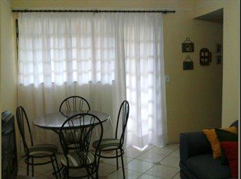 Apartamento Mobiliado para Moças-Campo Grande MS