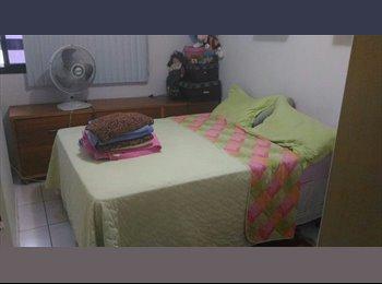EasyQuarto BR - Quarto individual - Aguas Claras, Brasília - R$ 950 Por mês