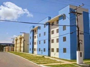 EasyQuarto BR - ALUGO QUARTO PARA ESTUDANTE - Manaus, Manaus - R$ 500 Por mês