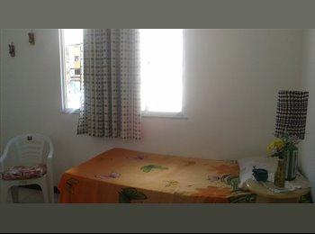 EasyQuarto BR - Alugo quarto na melhor locadade da Boca do RIo - próx. ao Multishop - Outros Bairros, Salvador - R$ 500 Por mês