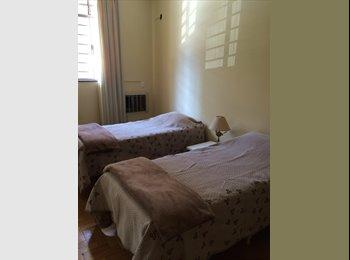 EasyQuarto BR - Alugo dois quartos para senhores aposentados - Outros Bairros, Belo Horizonte - R$ 1.500 Por mês