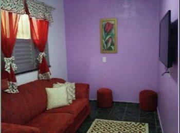 EasyQuarto BR - Alugo quartos na residência onde moro. Temporario - Manaus, Manaus - R$ 150 Por mês
