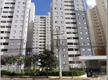 EasyQuarto BR - Divido apto no Residencial Eldorado - Outros, Goiânia - R$ 650 Por mês