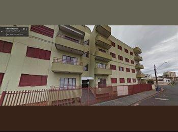 EasyQuarto BR - Vaga em apto/Republica feminina - Ribeirão Preto, Ribeirão Preto - R$ 390 Por mês