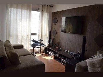 EasyQuarto BR - Quarto Individual em Condomínio Na Aclimação - Liberdade, São Paulo capital - R$ 880 Por mês