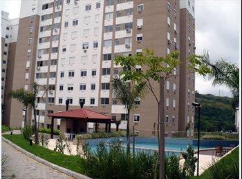 EasyQuarto BR - QUARTO PARA ESTUDANTE UNIVERSITÁRIO A 15min PUC E 5min FAPA - Zona Leste, Porto Alegre - R$ 1.200 Por mês