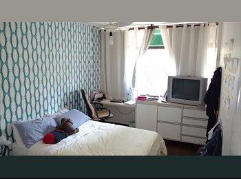 EasyQuarto BR - Excelente quarto em casa de família, Brasília - R$ 1.550 Por mês