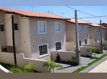 EasyQuarto BR - Vaga em quarto individual em um condomínio Residencial (Sobrado), RM Campinas - R$ 800 Por mês