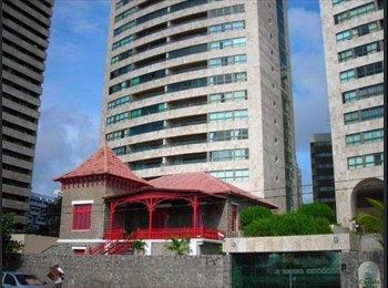 EasyQuarto BR - vendo casa no castelinho, Recife - R$ 1.800 Por mês