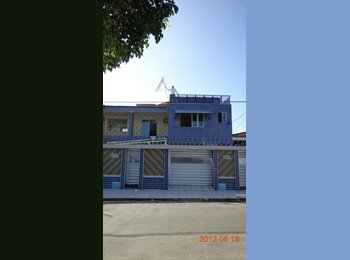 EasyQuarto BR - Aluga-se Otima casa no Montese, Fortaleza - R$ 400 Por mês