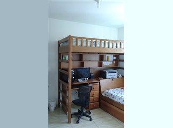 EasyQuarto BR - Alugo quarto- Rio de Janeiro/ Capital, Rio de Janeiro (Capital) - R$ 700 Por mês