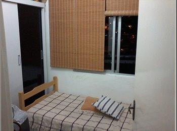 EasyQuarto BR - Divido apto no centro, Florianópolis - R$ 850 Por mês