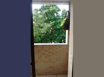 EasyQuarto BR - Quarto em ótima localização aldeota, Fortaleza - R$ 890 Por mês