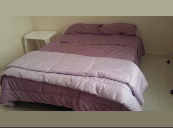 EasyQuarto BR - Quarto com cama de casal.   , Salvador - R$ 800 Por mês