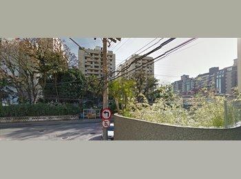 EasyQuarto BR - APTO NA BEIRA-MAR NORTE/AGRONÔMICA, Florianópolis - R$ 750 Por mês