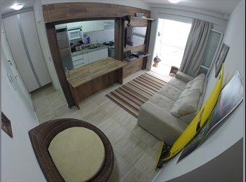 EasyQuarto BR - Quarto no Campo Comprido (próximo à Uniandrade, UTFPR e UP), Curitiba - R$ 1.000 Por mês