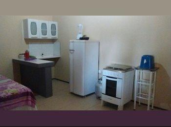 EasyQuarto BR - QUARTO/QUITINET MOBILIADOS, Fortaleza - R$ 700 Por mês