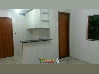 EasyQuarto BR - disponibilizo quarto com cozinha americana e banheiro mobiliados, Fortaleza - R$ 500 Por mês