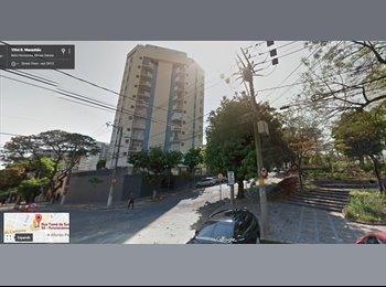 EasyQuarto BR - divido apartamento , Belo Horizonte - R$ 1.300 Por mês