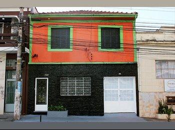 Republica Santana, Rua Dr Olavo Egídio...
