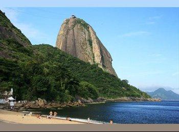 Quarto pequeno com lavabo privativo em Botafogo (perto da...