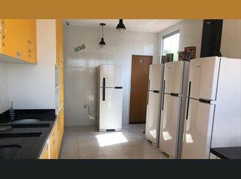 EasyQuarto BR - Bueno Residence - Estudantes e Profissionais , Goiânia - R$ 600 Por mês
