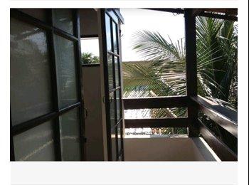 Suite na Ladeira do Leme (subida da comunidade Chapéu...